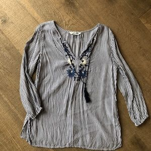 Old Navy boho tunic top